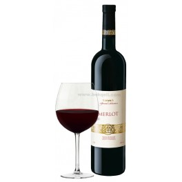 Merlot Red Wine Special Selection 75cl